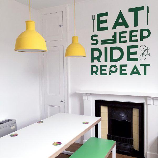 Cyclescheme: Eat Sleep Ride Repeat
