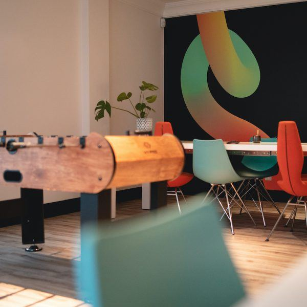 Helastel office refurbishment
